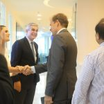 Norwegian Training Center-Manila Welcomes Jaime Augusto Zobel de Ayala