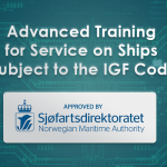 ADVANCED TRAINING FOR SERVICE ON SHIPS SUBJECT TO THE IGF CODE